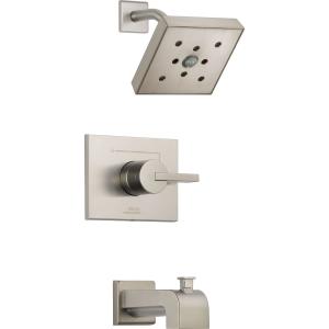 Delta Faucet T14453-H2O Vero Single Handle Monitor 14 H2O Series Tub & Shower Faucet Trim