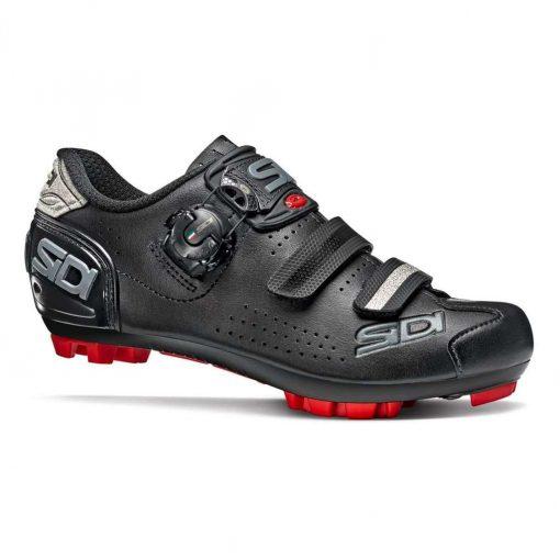Sidi Women's MTB Trace 2 Cycling Shoes - BLACK/BLACK - SMS-T2W-BKBK