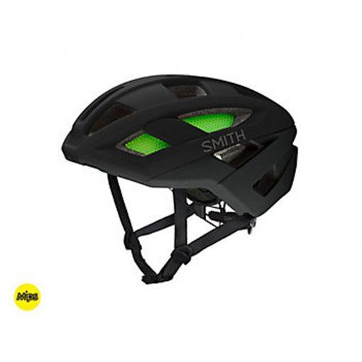 Smith Men's Route MIPS Cycling Helmet - Matte Black - E007189RX