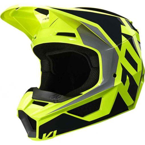 Fox Racing V1 Prix Helmet - 23976