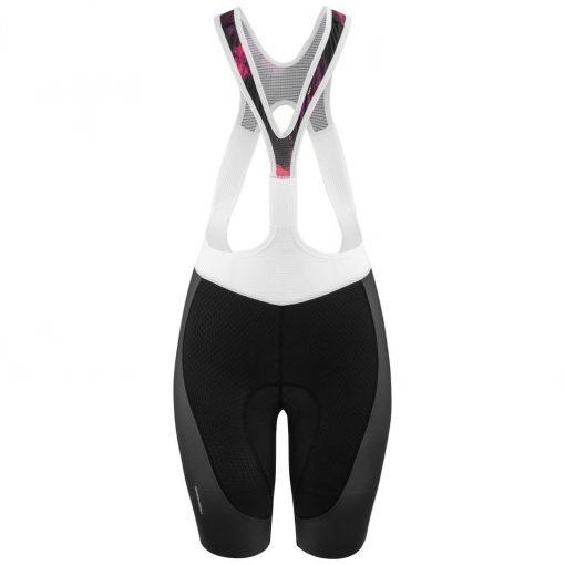 Louis Garneau 2020 Women's Cb Carbon Lazer Bib Cycling Short - PINK / BLACK - 1058444-20R