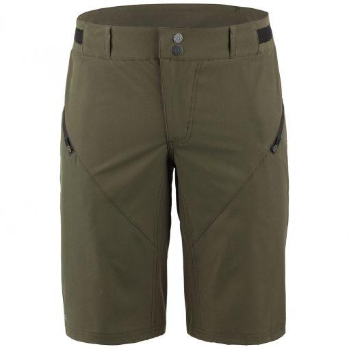 Louis Garneau 2020 Men's Leeway Mountain Bike Shorts - 1054001-092