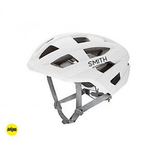 Smith Men's Portal MIPS Cycling Helmet - Matte White - E007267BK