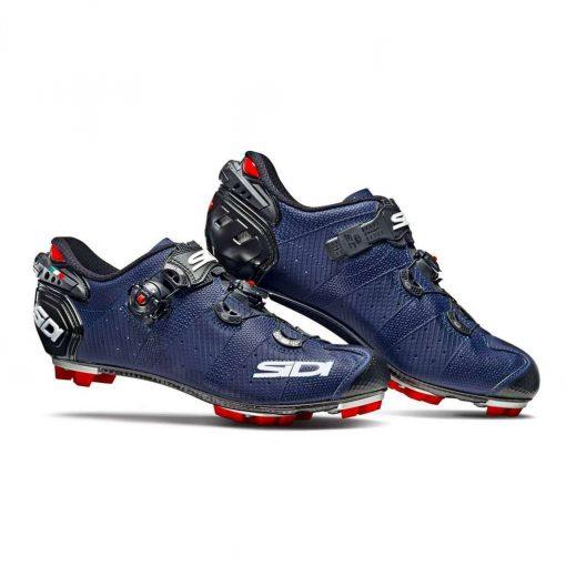 Sidi Men's Drako 2 SRS Mountain Cycling Shoes - SMS-DK2-MBLB