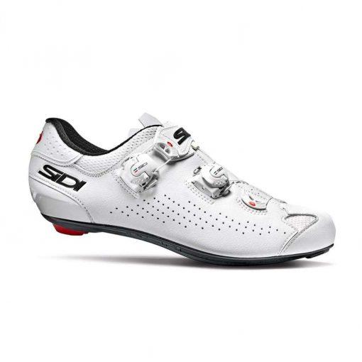 Sidi Men's Genius 10 Road Cycling Shoes - SRS-GNX-WHWH