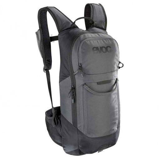 EVOC FR Lite Race Protector Backpack 10L Carbon