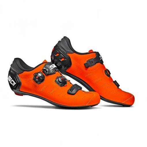 Sidi Men's Ergo 5 Matte Road Cycling Shoes - SRS-ER5-MOBK