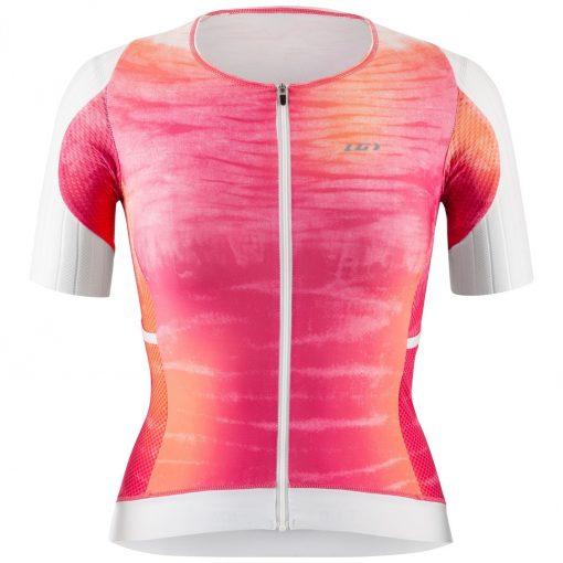 Louis Garneau 2020 Women's Aero Tri Short Sleeve Jersey - 1042076