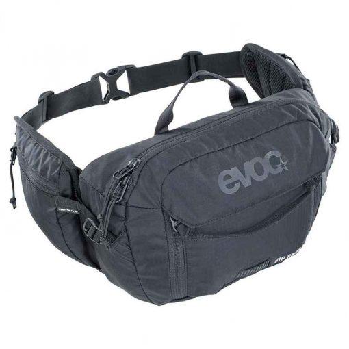EVOC Hip Pack 3L + 1.5L Bladder Hydration Bag Volume: 3L Bladder: Included (1.5L)