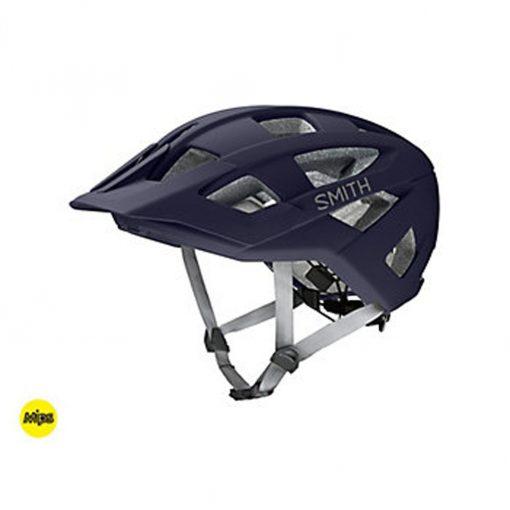 Smith Men's Venture MIPS Cycling Helmet - Matte Indigo - E0073002X