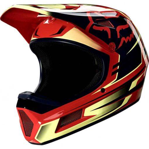 Fox Racing Rampage Comp Helmet Reno QS - 26576