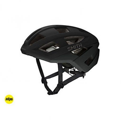 Smith Men's Portal MIPS Cycling Helmet - Matte Black - E007269RX