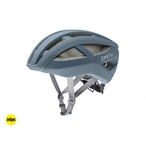 Smith Men's Network MIPS Cycling Helmet - Matte Iron - E0073203Z