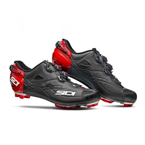 Sidi Men's Tiger Matte Mountain Cycling Shoes - SMS-TGR-BR20