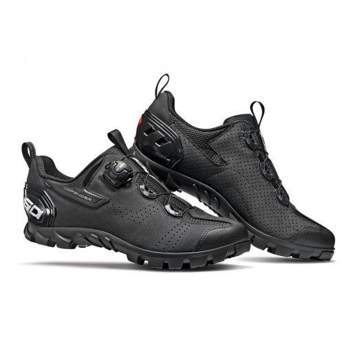 Sidi Men's MTB Defender 20 Cycling Shoes - SMS-D20-BKBK