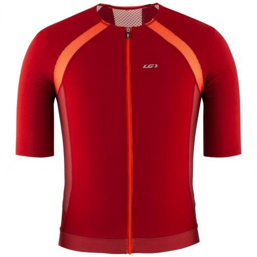 Louis Garneau 2020 Men's Sprint Tri Short Sleeve Jersey - 1042101-563