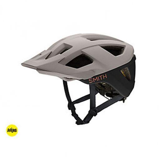 Smith Men's Session MIPS MTB Cycling Helmet - Matte Tusk/Black - E0073104Y