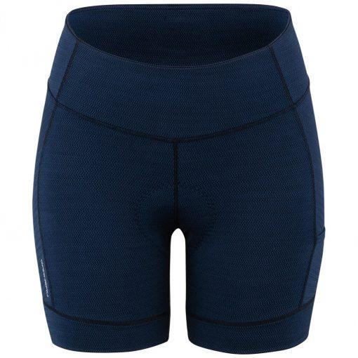 Louis Garneau 2020 Womens Fit Sensor Texture 5.5 Cycling Shorts - 1050008