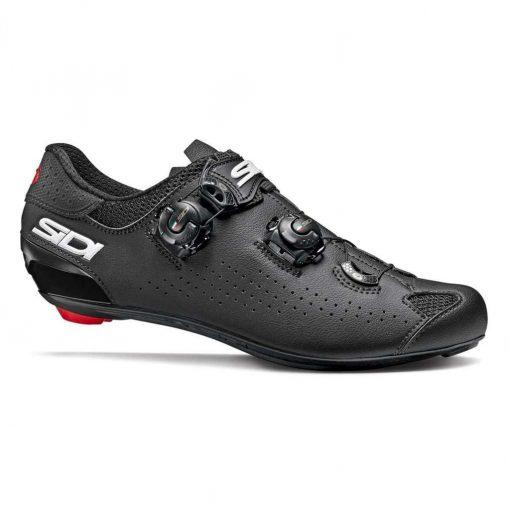 Sidi Men's Genius 10 Road Cycling Shoes - SRS-GNX-BKBK