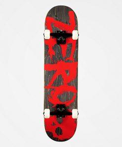 """Zero Blood Script 7.75"""" Skateboard Complete"""