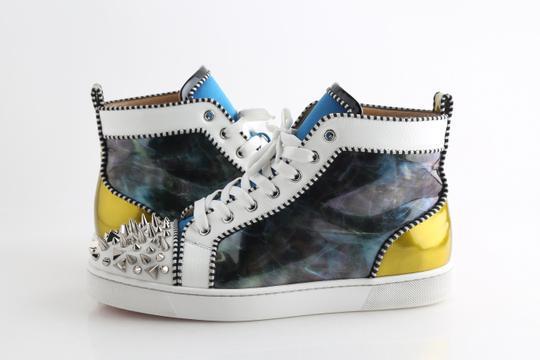Christian Louboutin  Multicolor Pik Pik Orlato Sneakers Shoes