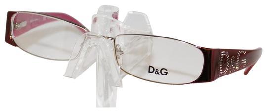 Dolce&Gabbana  035 Fuschia New Dolce & Gabbana D&G 5021-B Eyeglasses 52mm