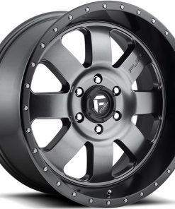 Fuel Grey Baja Wheels