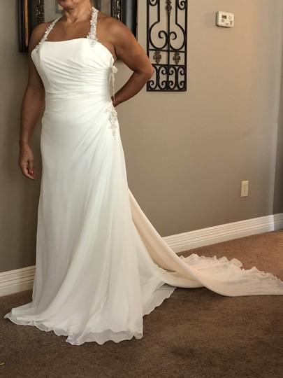 Forever Yours  Ivory A410224 Destination Wedding Dress