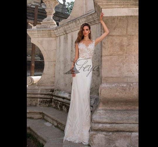 Freya  Ivory Formal Wedding Dress