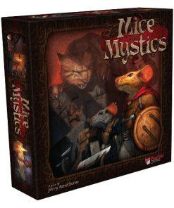 Plaid Hat Mice & Mystics Board Game