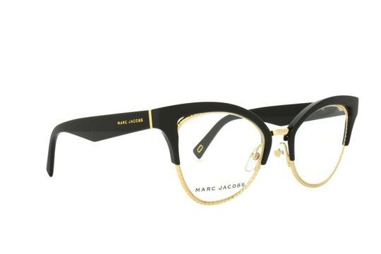Marc Jacobs  Black/Gold Eyeglasses 216 807 216 Eyeglasses Sunglasses