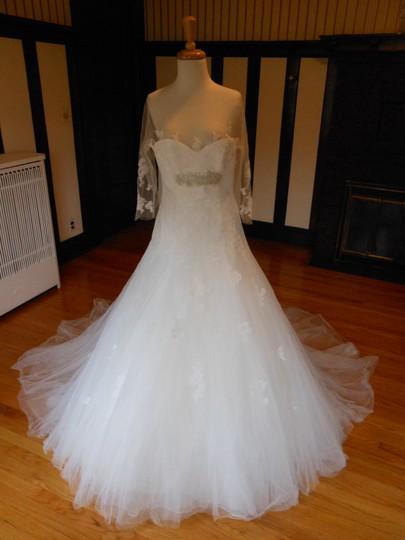 Pronovias  Off White Daifa Destination Wedding Dress