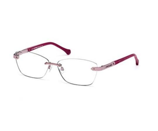 Roberto Cavalli  Pink Prescription Eyewear Rc0763 072