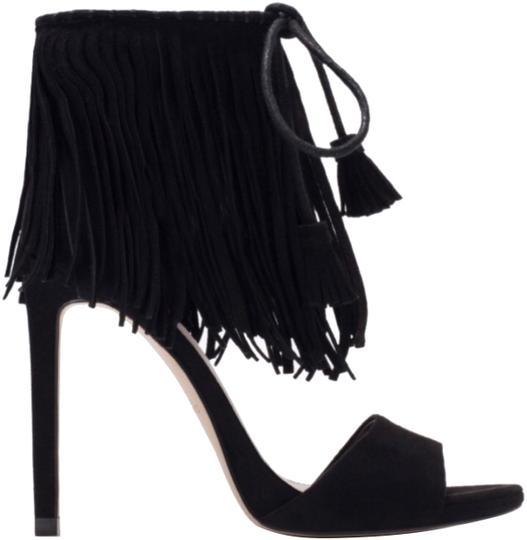 Zara  Black Formal Shoes